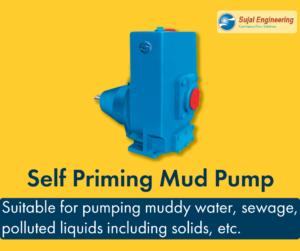 Self Priming Mud Pumps Working Principle
