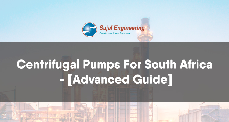 Centrifugal Process Pump For South Africa