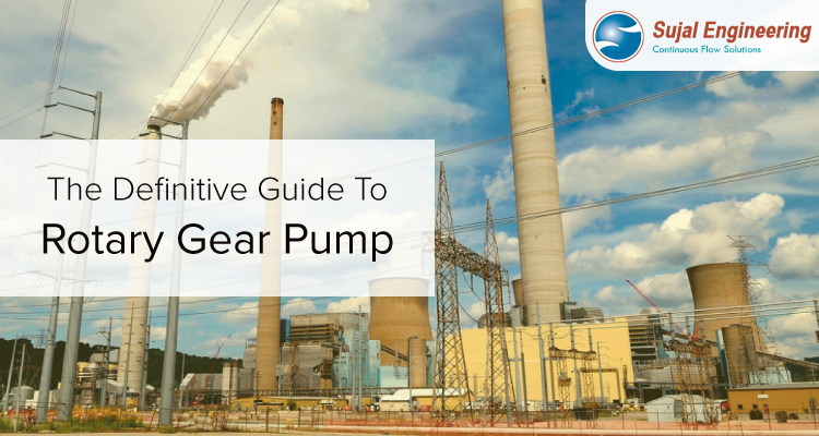 The Definitive Guide To Rotary Gear Pump