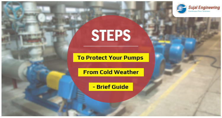 Steps To Protect Your Pumps From Cold Weather