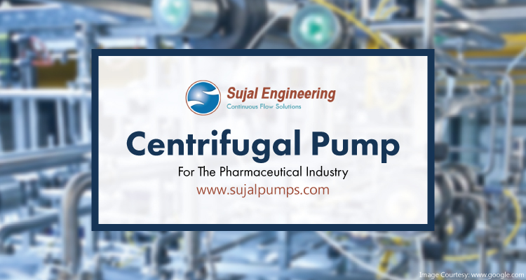 Centrifugal Pump For The Pharmaceutical Industry
