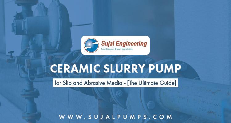 Ceramic Slurry Pump for Slip And Abrasive Media 1