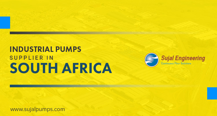 Industrial Pumps Supplier In South Africa Sujal Engineering