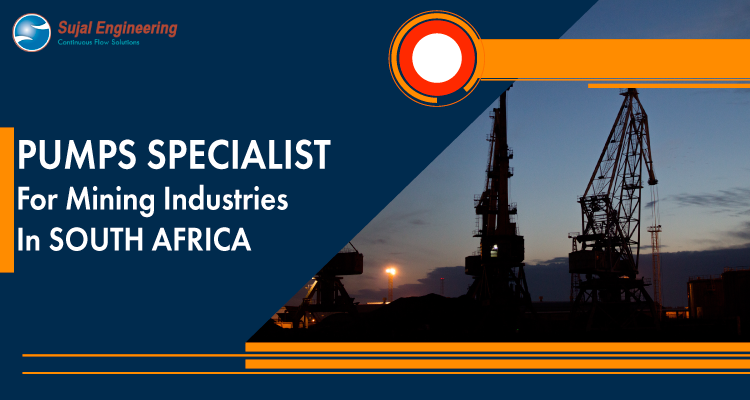 Pumps Specialist For Mining Industries In South Africa