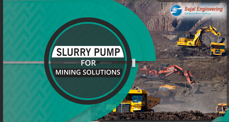 Slurry Pump For Mining Solutions