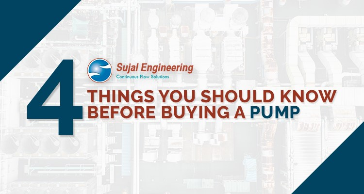 4 Things You Should Know Before Buying A Pump