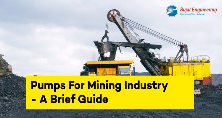 Pumps For Mining Industry A Brief Guide