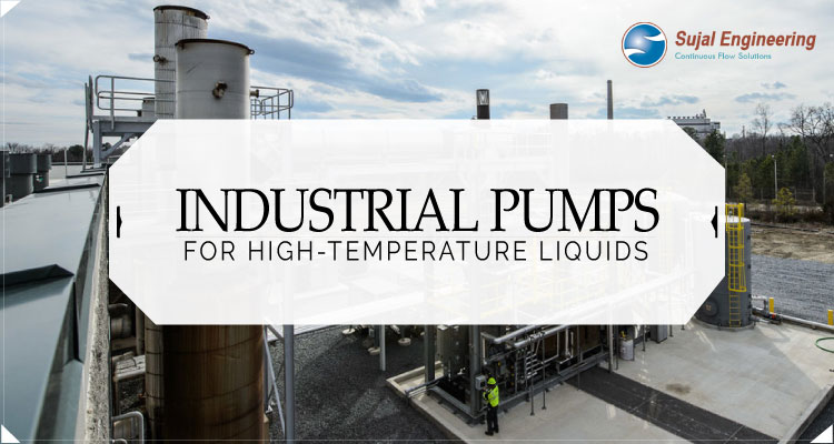 Industrial Pumps For High Temperature Liquids