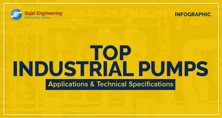 Top Industrial Pumps Applications Technical Specifications